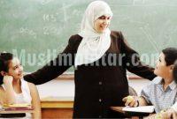 Sebab dan Cara Menghormati Guru Dalam Islam